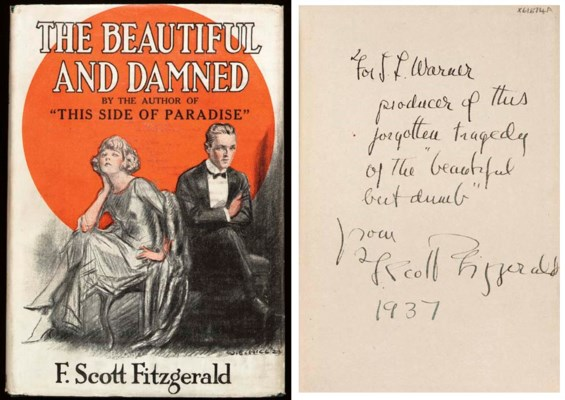FITZGERALD, F. Scott. The Beau