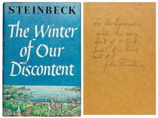 STEINBECK, John. The Winter of