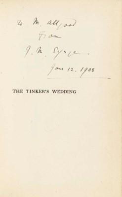 SYNGE,  John Millington. The T