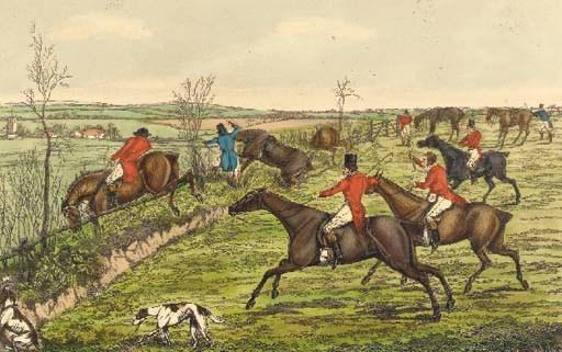 AFTER HENRY THOMAS ALKEN (1785