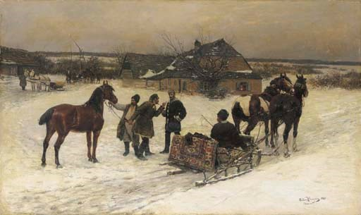 Bodhan von Kleczynski (Polish,