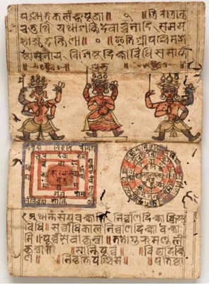A Tantric Initiation Manual, T