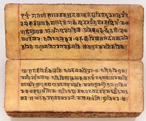 The Love of Radha and Krishna,