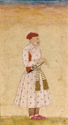 A Portrait of a Courtier