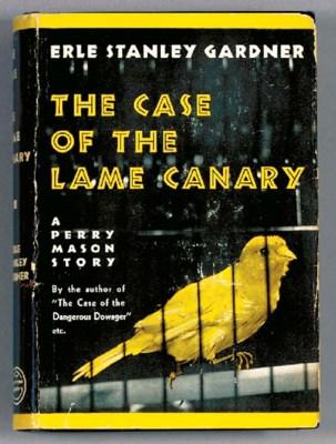 GARDNER, Erle Stanley. The Cas