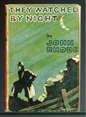 RHODE, John (Pseudonym for Cec