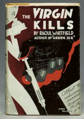 WHITFIELD, Raoul (1897?-1945).