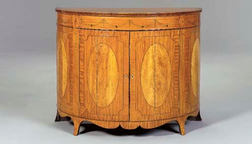A VICTORIAN ROSEWOOD, SATINWOO