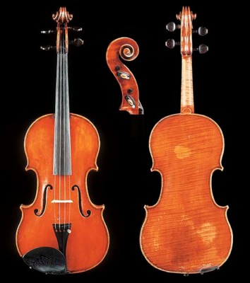 A GOOD NEAPOLITAN VIOLIN