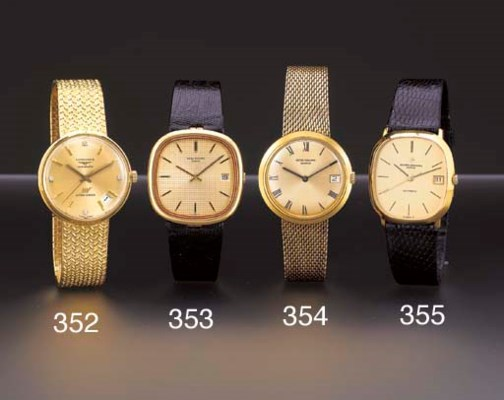 Longines. An 18K gold and diam