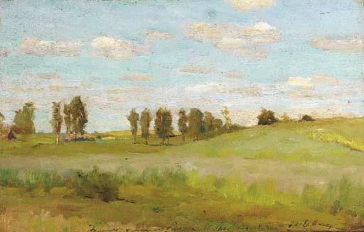 ISAAK IL'ICH LEVITAN (1860-190