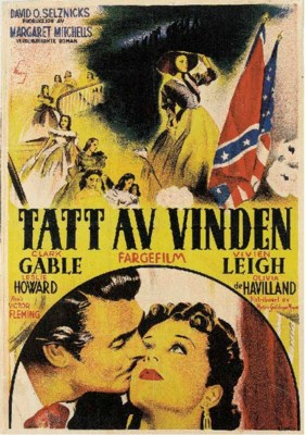 NORWEGIAN MOVIE POSTERS (TATT