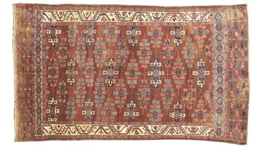 A YOMUD MAIN CARPET