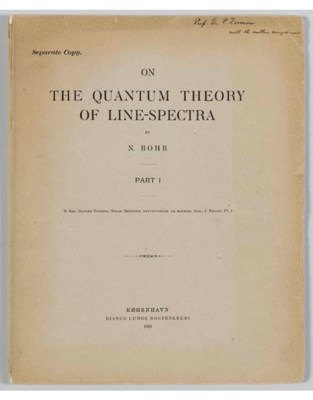 BOHR, Niels. On the Quantum Th