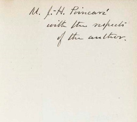 GIBBS, Josiah Willard (1839-19