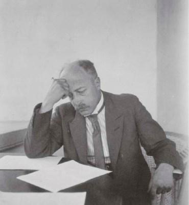 LAUE, Max von (1879-1960), Wal