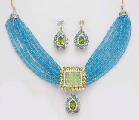A SUITE OF MULTI-GEM AND DIAMO