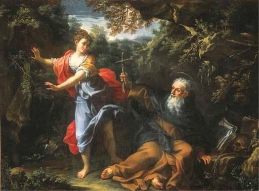 Giovanni Odazzi (Rome 1633-173