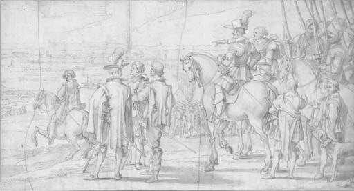Mattheus Melijn (1589-1653)