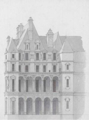 Ecole Française, début 19ème s