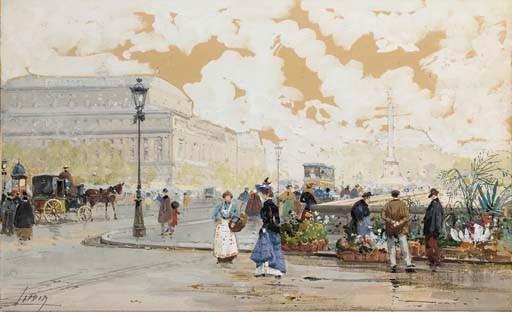 Eugène Galien-Laloue (1854-194