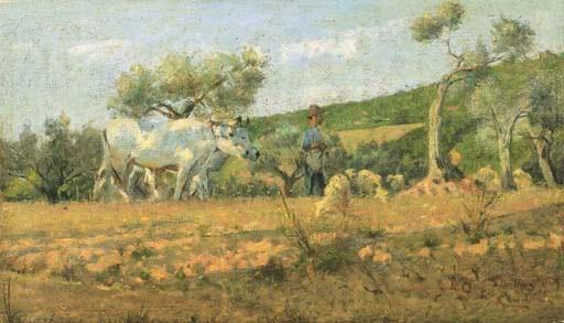 Nicolo' Cannicci (Firenze 1846