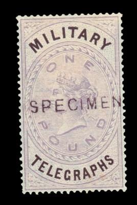 Specimen  1884 (Nov.) - 1885 (