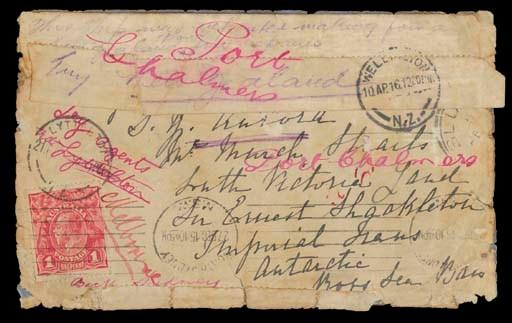 cover 1915 (27 Dec.) envelope