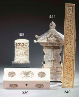 An ivory shrine