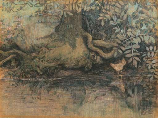 Theo van Hoytema (1863-1917)