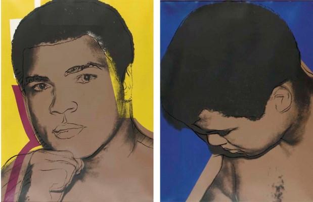 (2) Andy Warhol