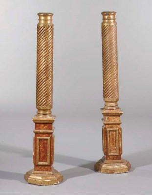 (2) A pair of spirally fluted