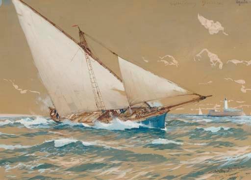 (2) Willy Stöwer (German, 1864