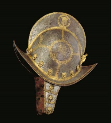 A COMB MORION OF THE SAXON ELE