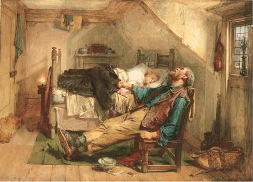 Thomas Faed, R.A., H.R.S.A. (1