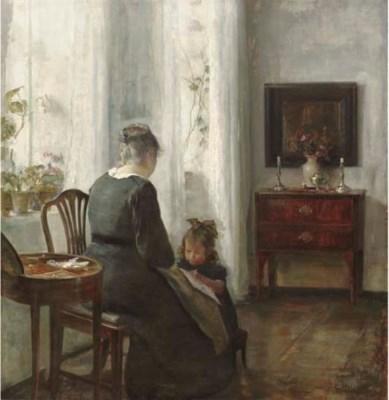 Carl Holsoe (Danish, 1863-1935