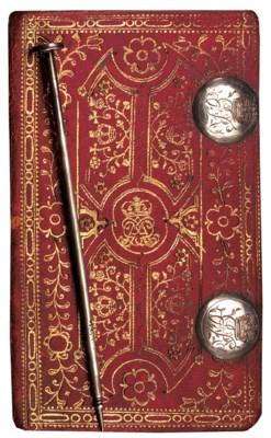 GEORGE III BINDING -- Cardanus