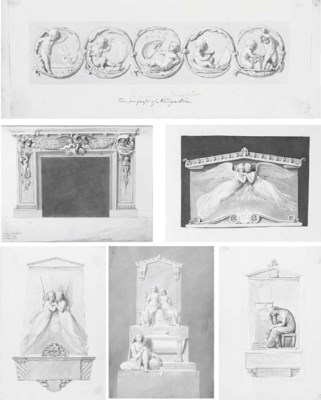 Sir Richard Westmacott, R.A. (