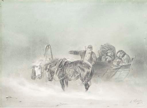 Nikolai Egorovich Sverchkov (1