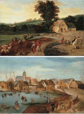 Jacob Grimmer (Antwerp 1525-15