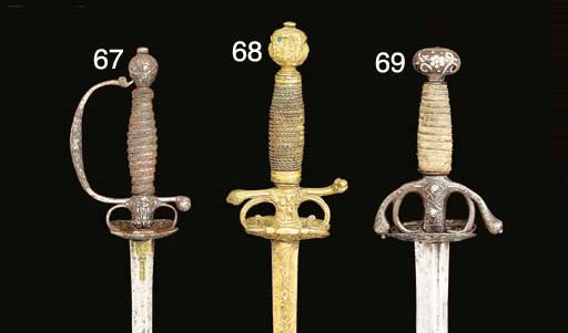 TWO SMALL-SWORDS