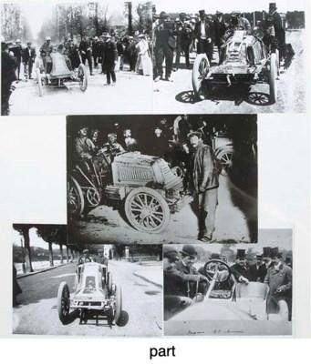 European Royalty, Pioneer Moto