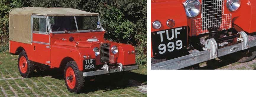 Ex-West Sussex Fire Brigade