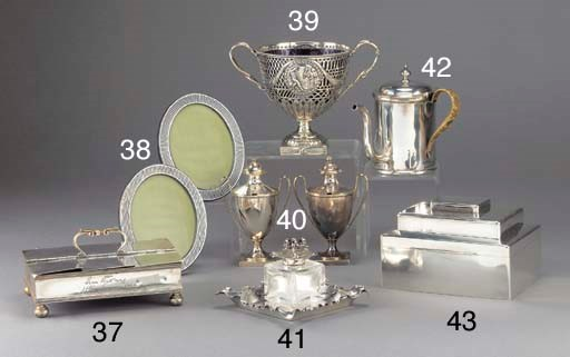 A George V Silver Argyle