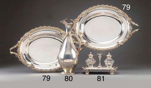 A Victorian Scottish Silver In