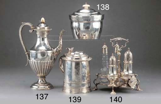 A George II Silver Warwick Cru
