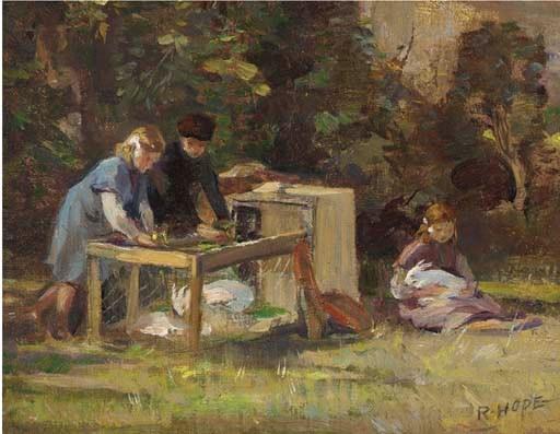 Robert Hope, R.S.A. (1869-1936