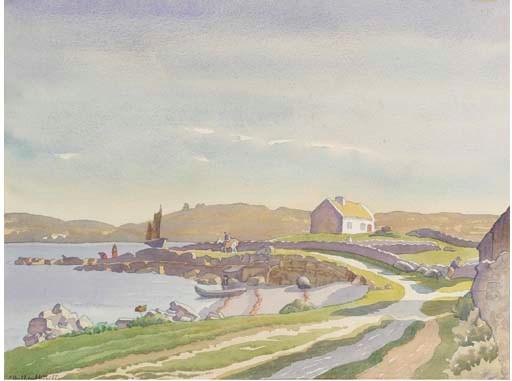 Ethelbert White (1891-1972)