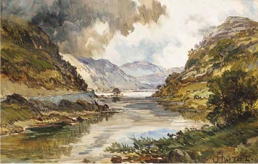 James Dalziel, late 19th Centu