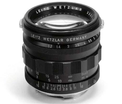 Noctilux f/1.2 50mm. no. 22553
